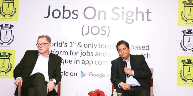 Avinash sondhi - JOS app - India's leading Location based Job search Platform